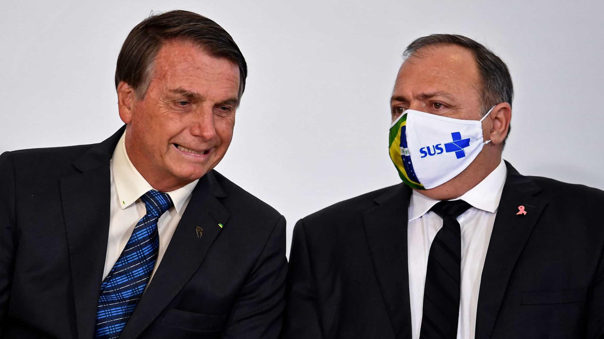 Governo Bolsonaro diz ao STF que Saúde sabia desde o dia 8 sobre escassez de oxigênio em Manaus