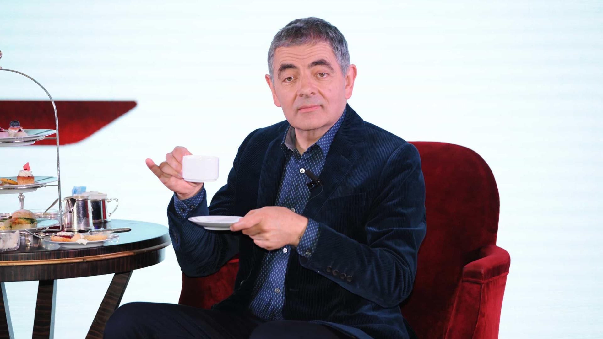 Rowan Atkinson diz que interpretar Mr. Bean não é agradável e fala em aposentadoria