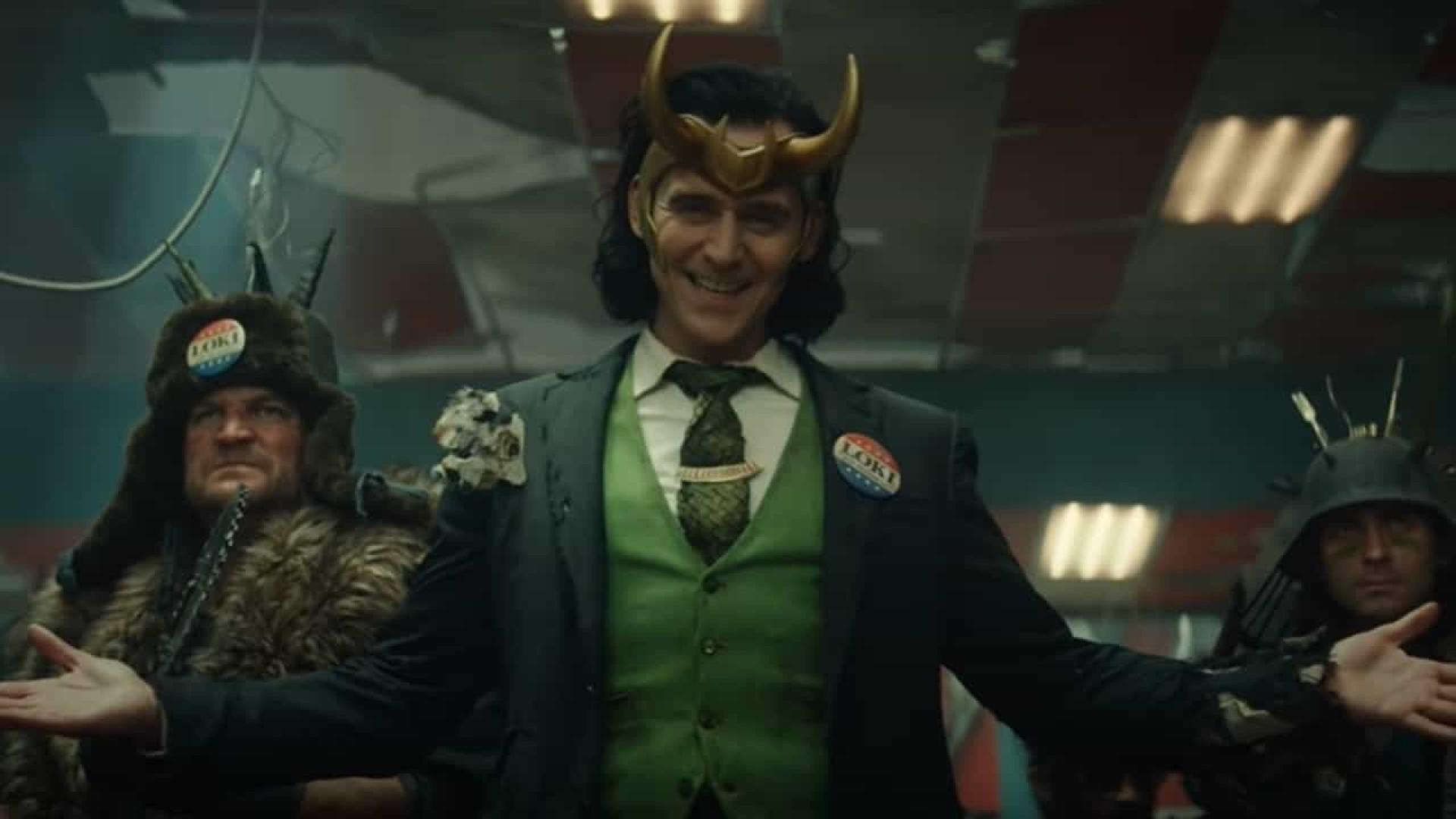 'Loki' já tem segunda temporada confirmada no Disney+