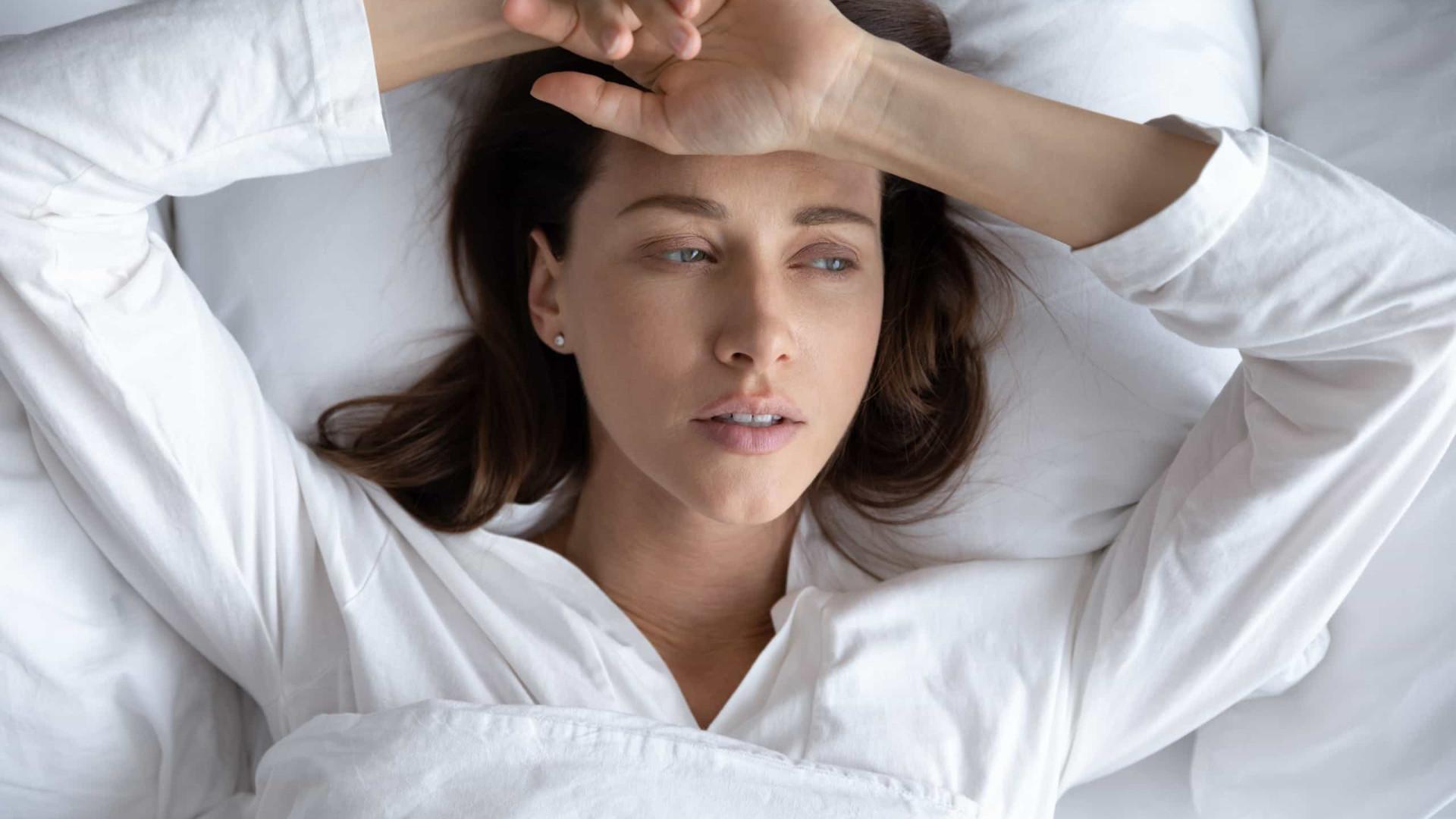 Mulheres que acordam durante a noite em maior risco de morrerem jovens
