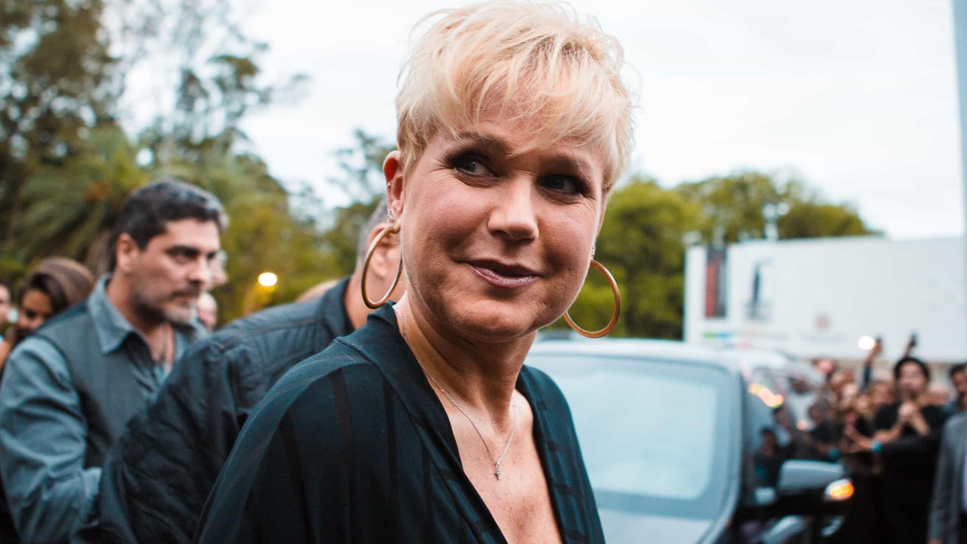 Xuxa abre o coração faz duras críticas a Bolsonaro