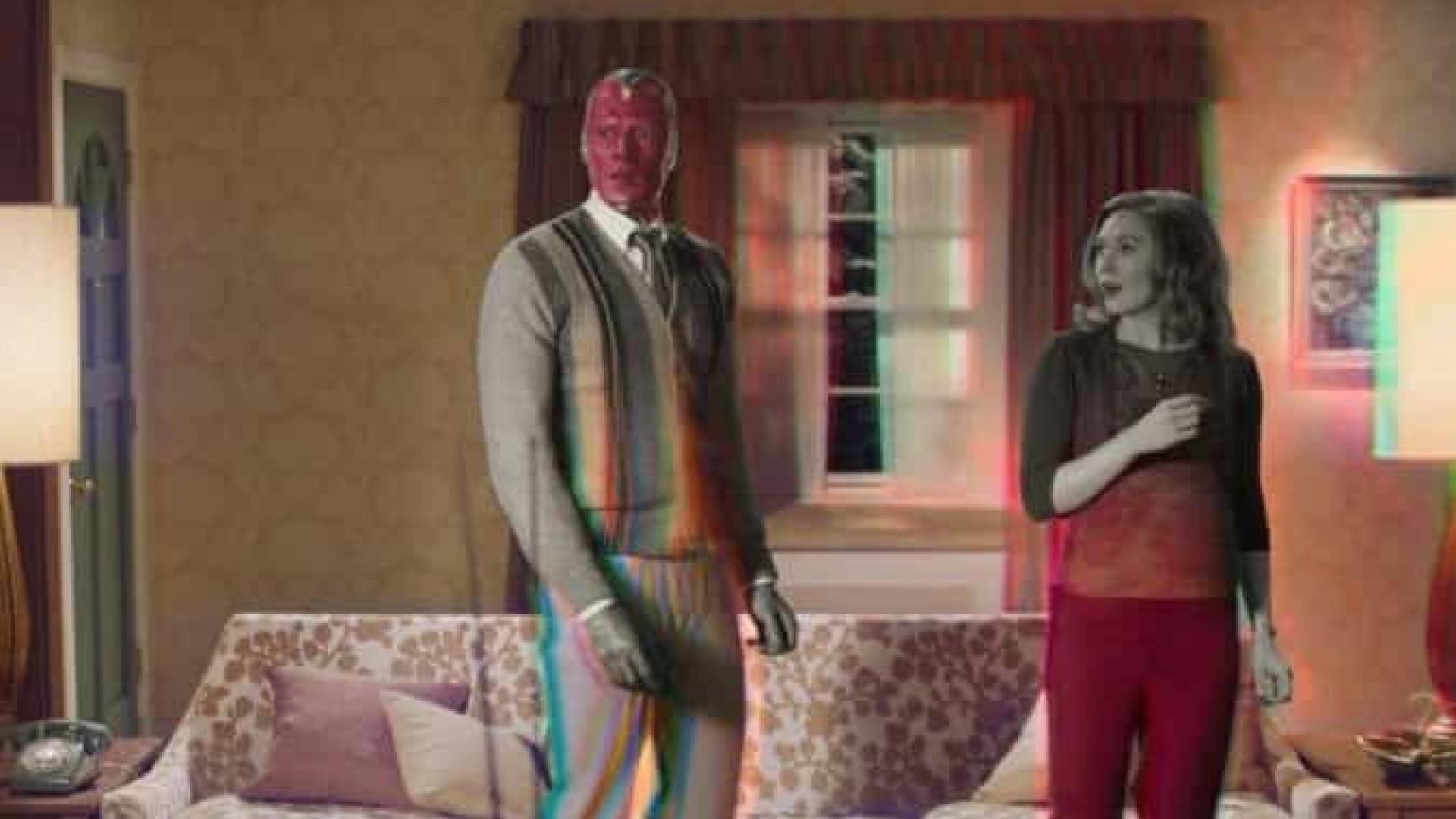 'WandaVision' dá pontapé inicial em plano da Marvel de vencer a guerra do streaming