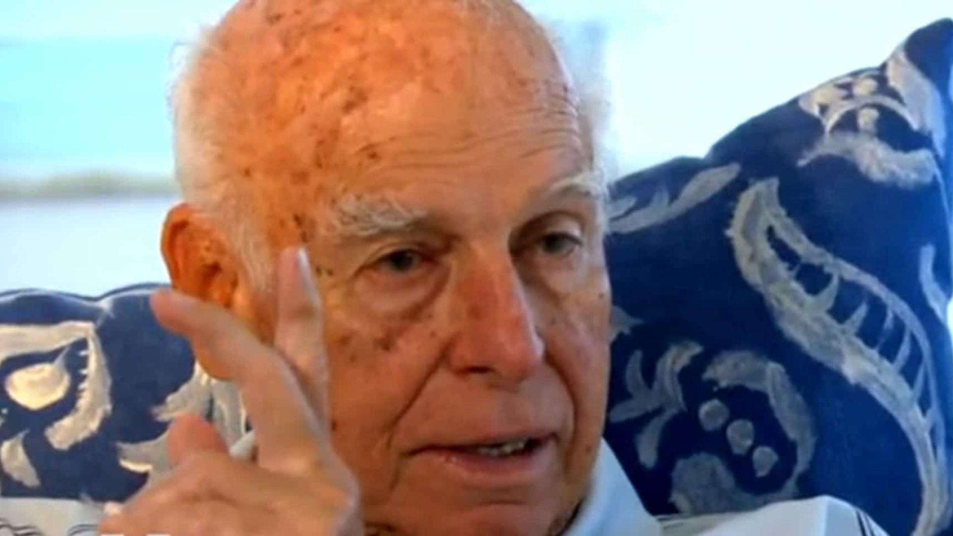Morre Braguinha, mecenas do esporte brasileiro, aos 94 anos