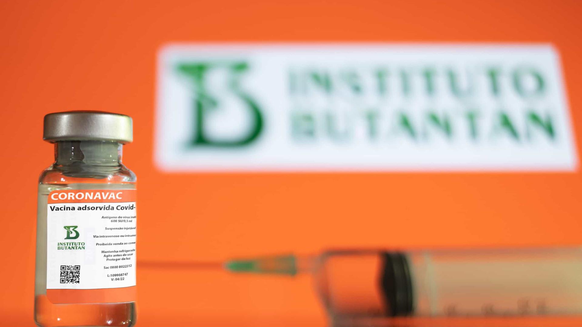 Com nova remessa, Butantan entrega mais de 80% de vacinas previstas para abril