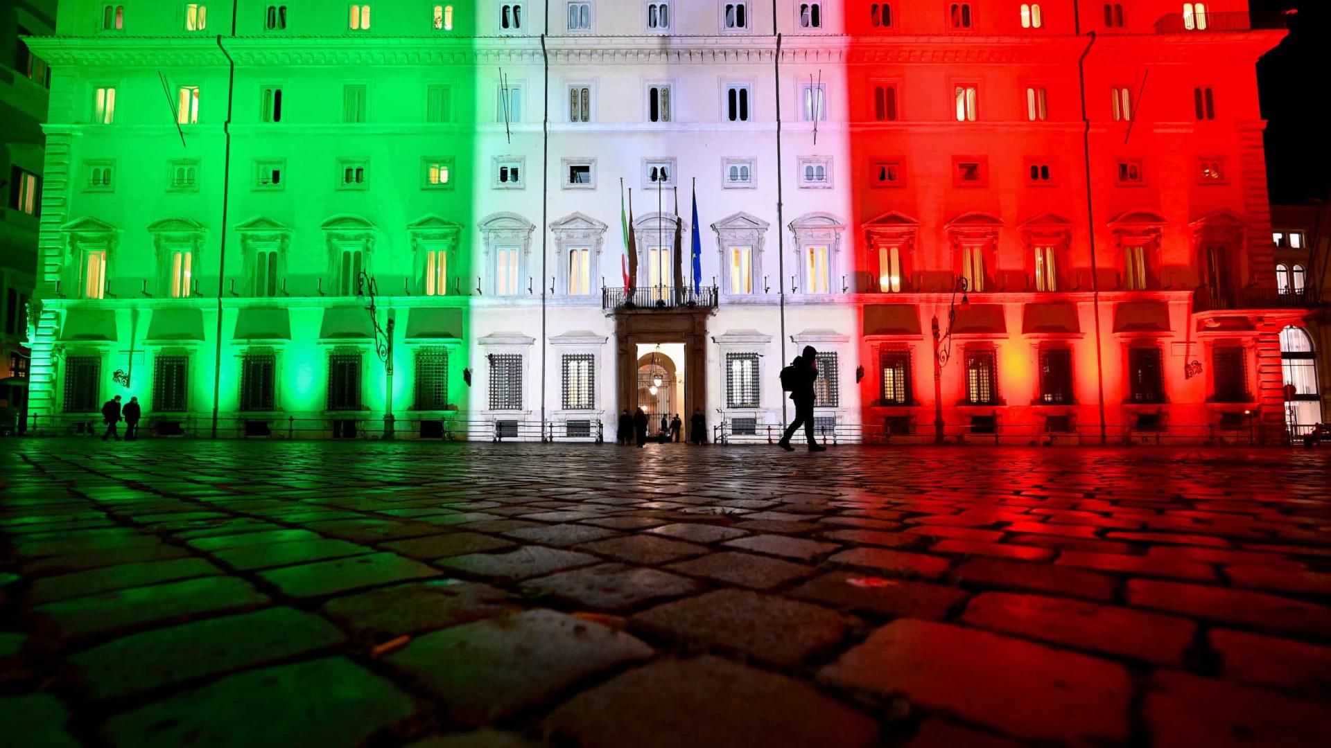 Itália reporta 15.774 novos casos e supera as 80 mil mortes no total