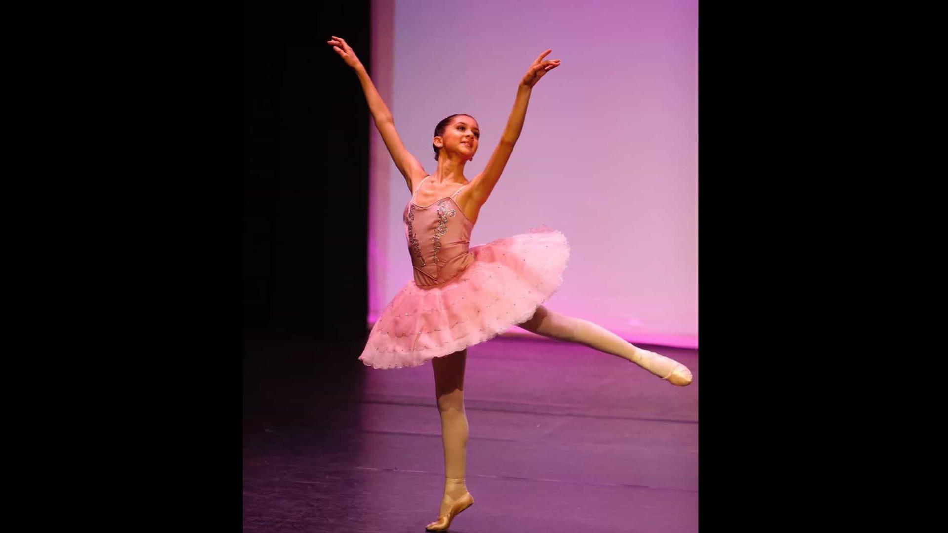 """""""Ela ia gostar de ajudar"""". Morte de bailarina de 14 anos salvou 4 vidas"""