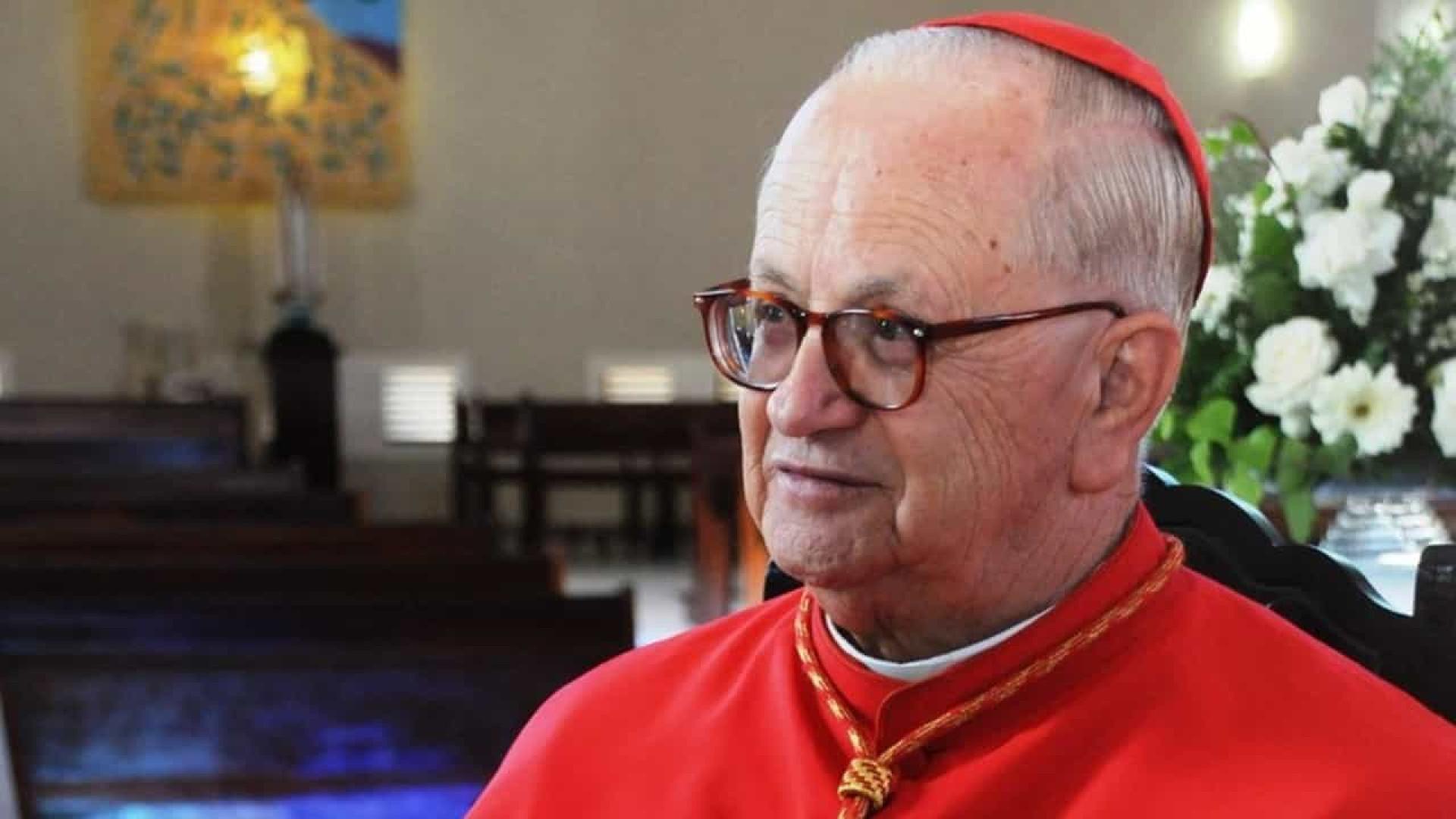 Morre dom Eusébio Scheid, arcebispo emérito do Rio, vítima da Covid-19