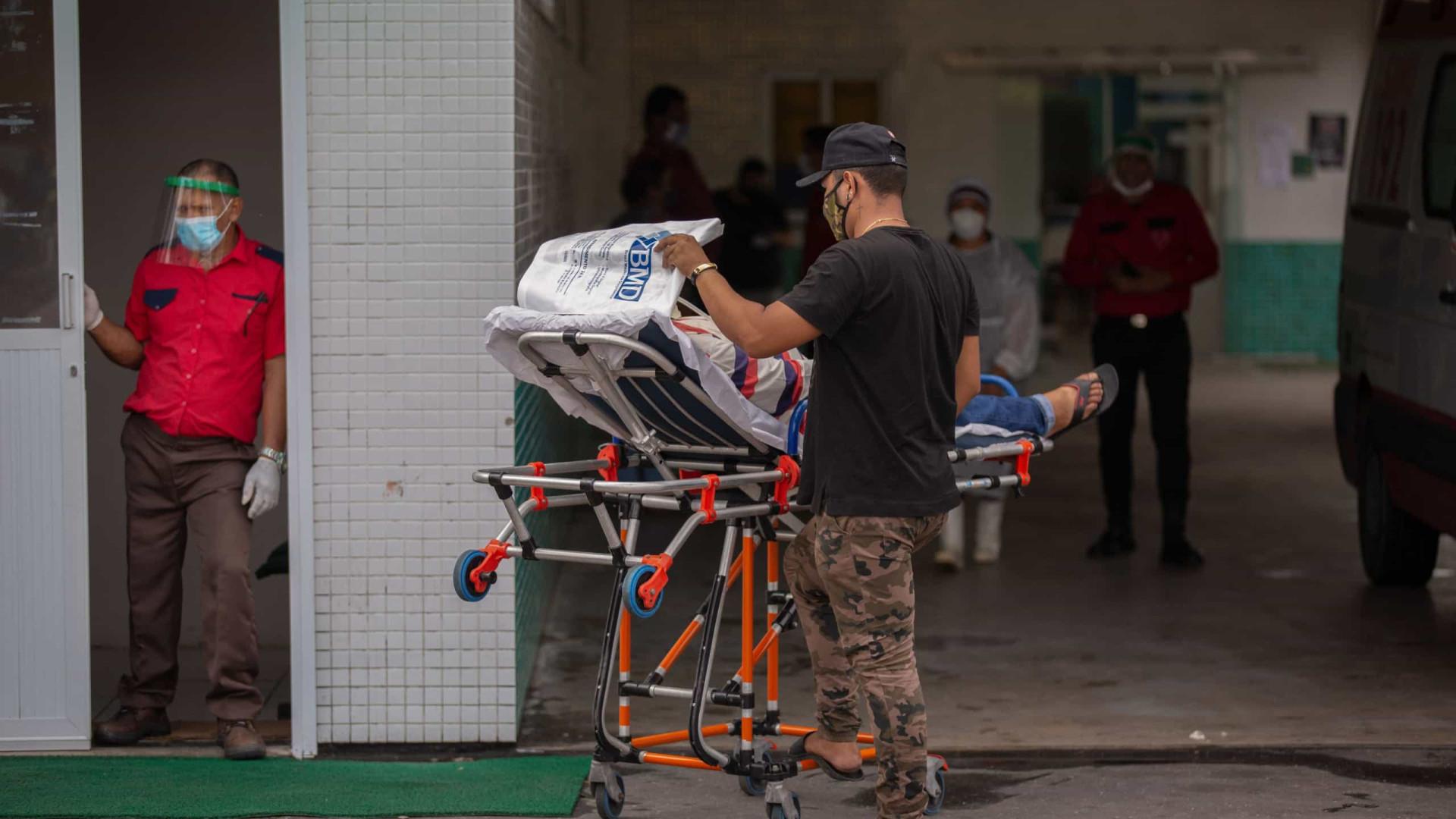 Colapsada, Manaus tenta importar oxigênio da Venezuela