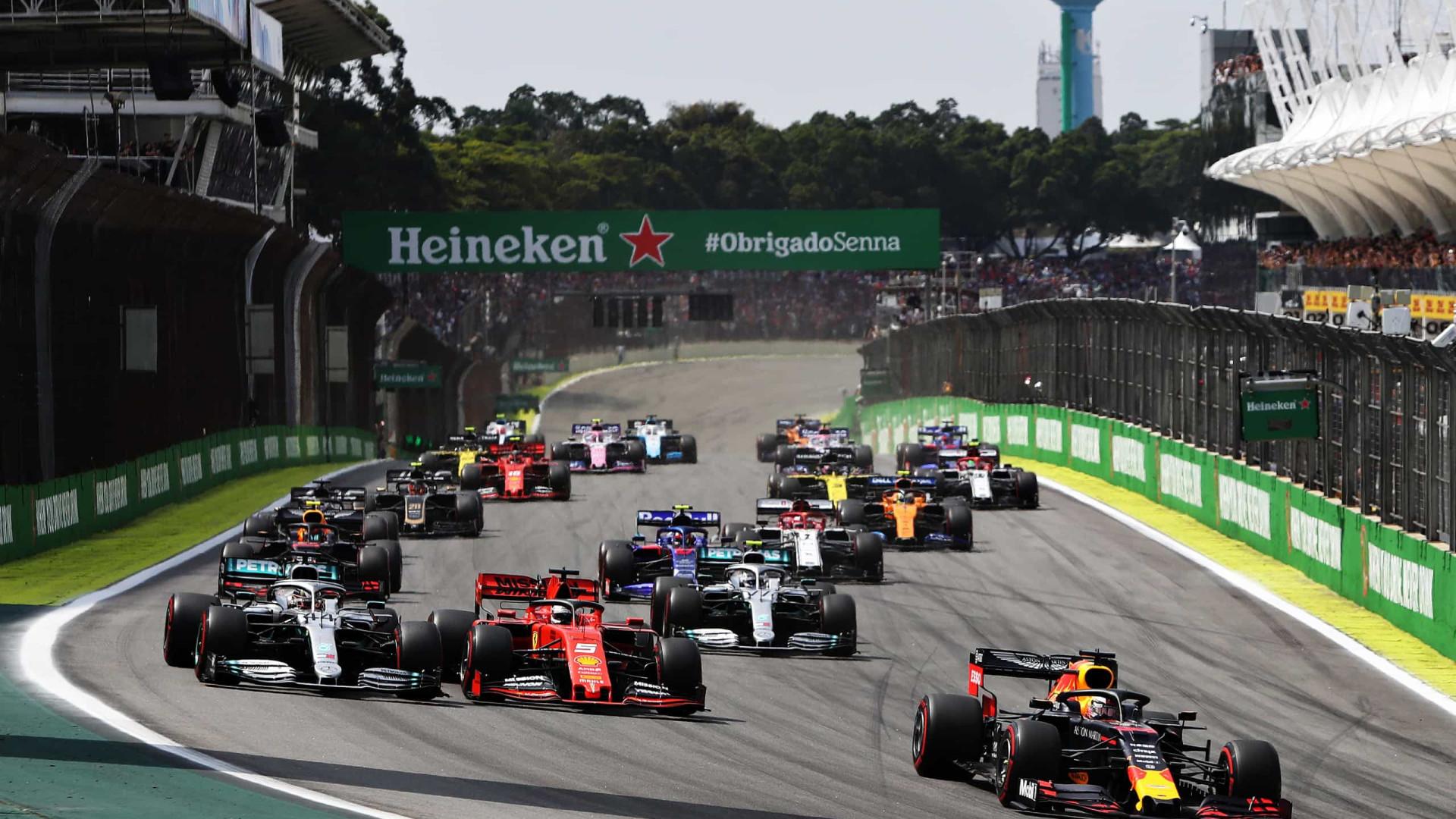 GP do Brasil de F-1 começa venda de ingressos para público em geral nesta sexta