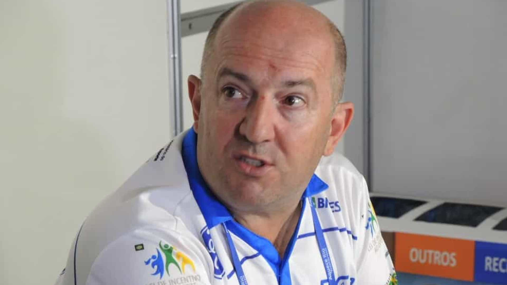 Presidente da Confederação Brasileira de Canoagem morre por complicações da covid