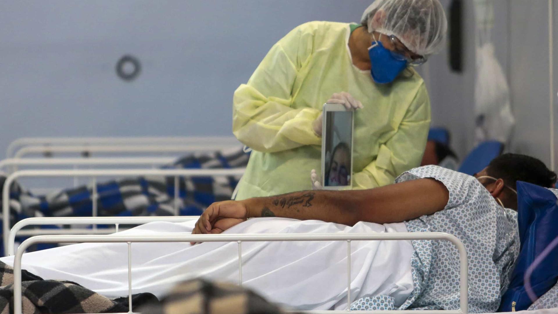 Prefeitura de São Paulo espera piora de casos de Covid-19 para a próxima semana