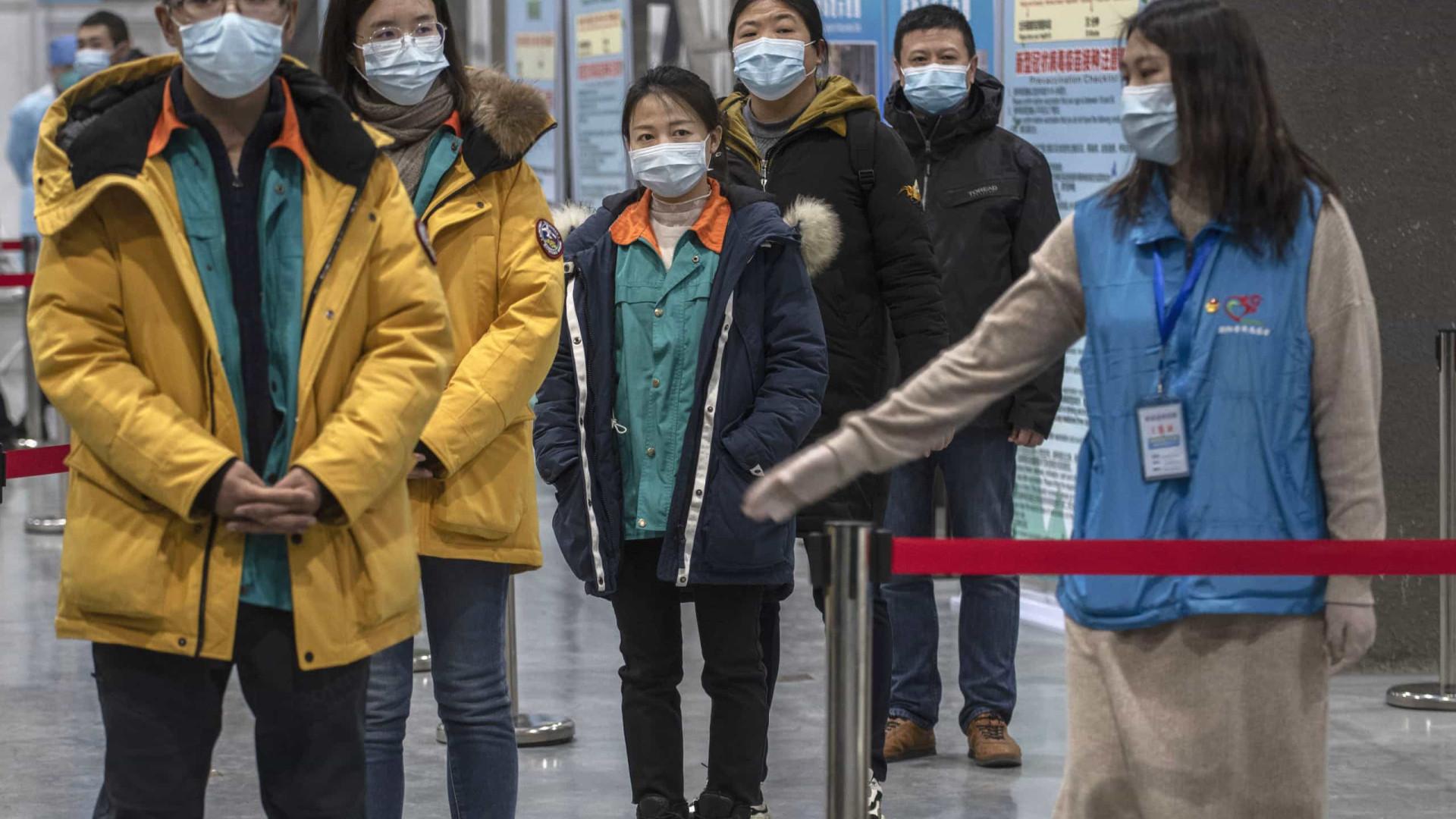 Pequim registra variante britânica do coronavírus e decreta lockdown parcial