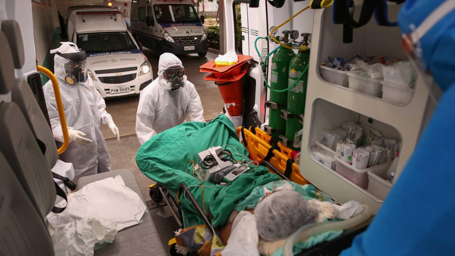 Pazuello afirma que variante do coronavírus de Manaus é três vezes mais contagiosa