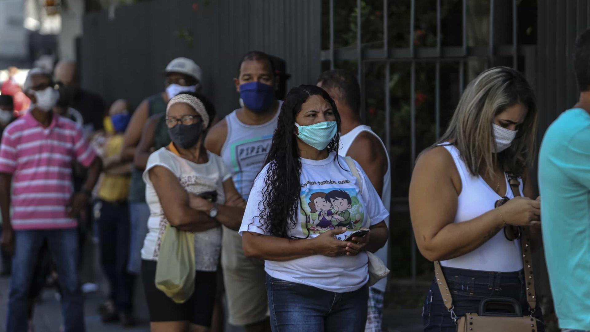 Coronavírus levou quase 40 mil a pedir auxílio-doença