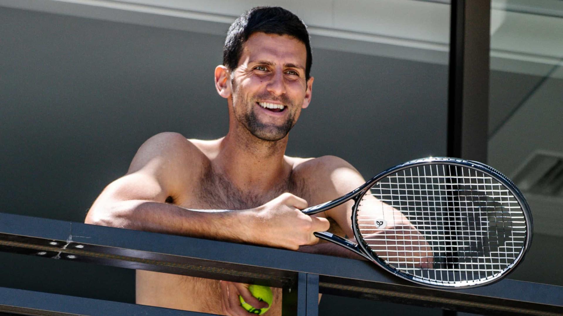 Atual campeã, Sérvia de Novak Djokovic encara Alemanha e Canadá na ATP Cup