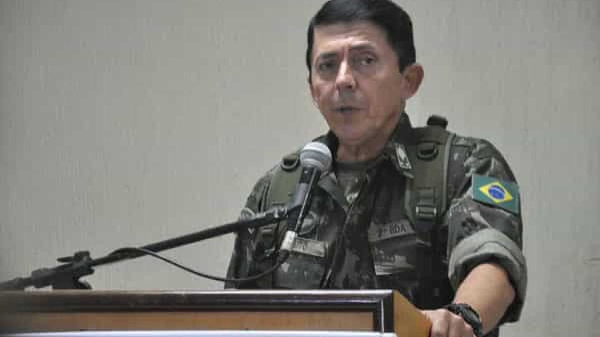 Pazuello nomeia general da reserva para assessorar Departamento de Logística