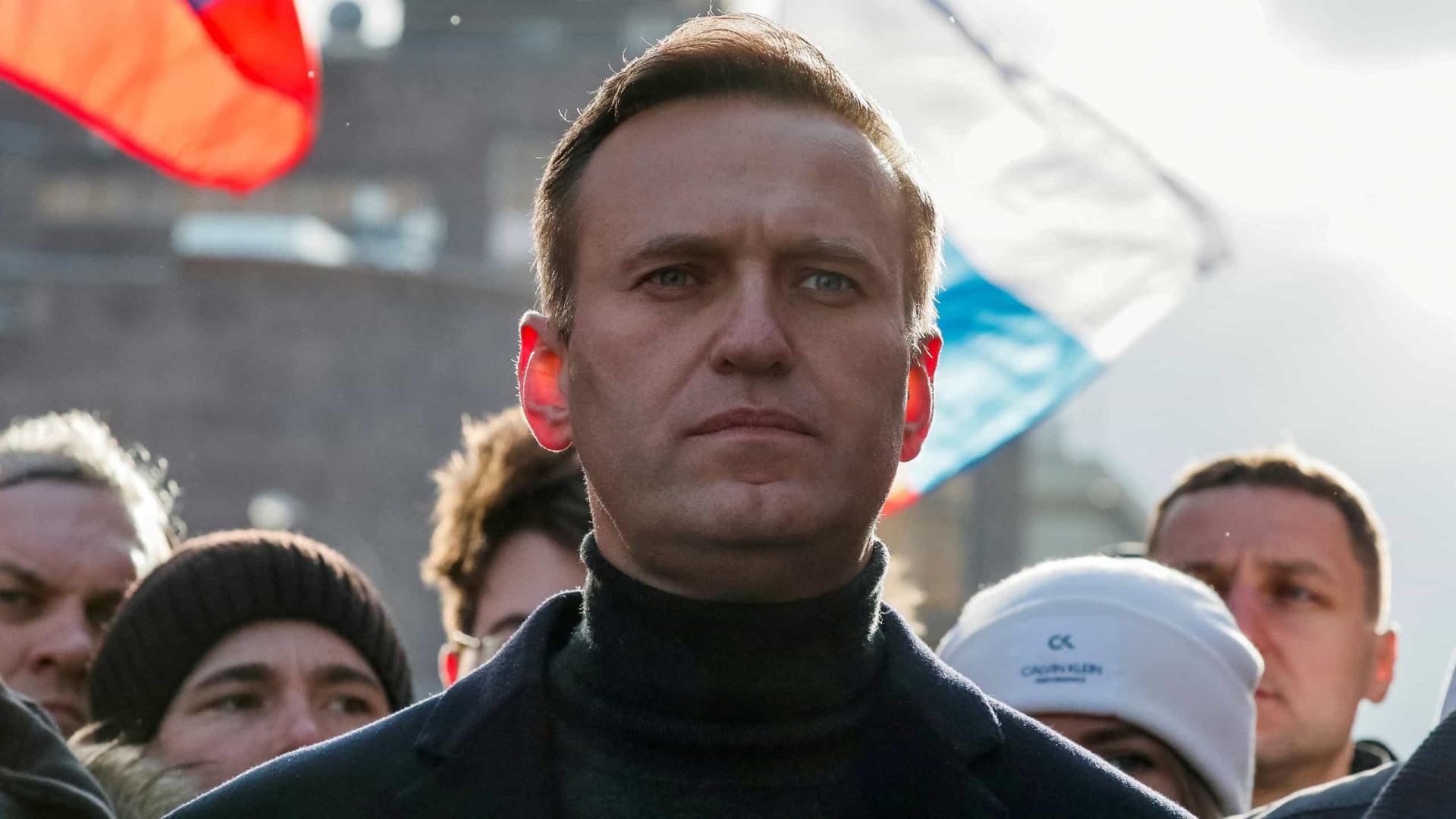 Kremlin diz que manifestações pró-Navalni não irão 'balançar o barco' de Putin