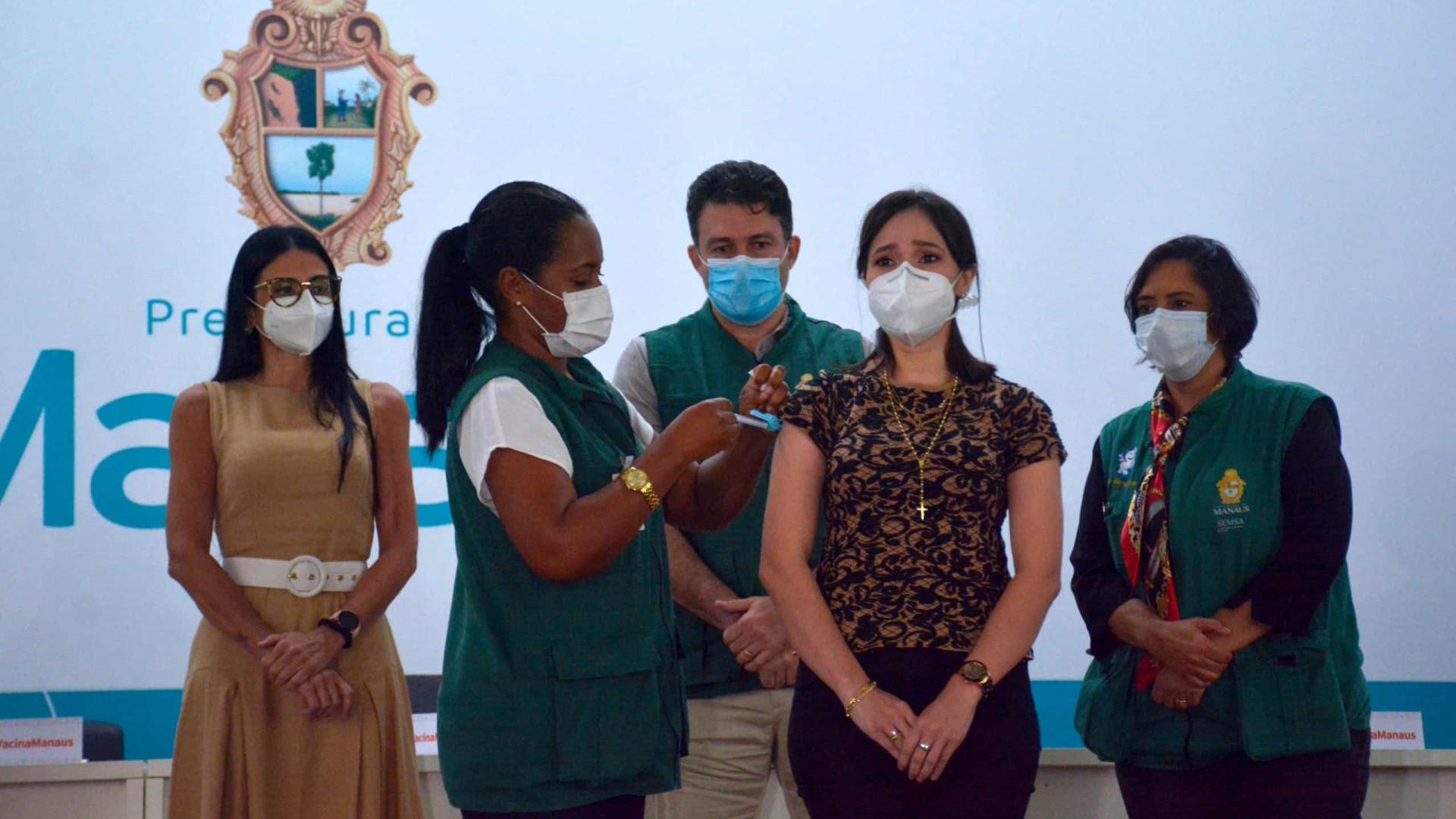 Covid-19: Justiça manda Manaus informar diariamente lista de vacinados