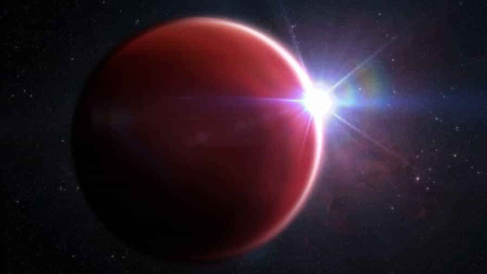 Cientistas descobrem planeta curioso sem nuvens