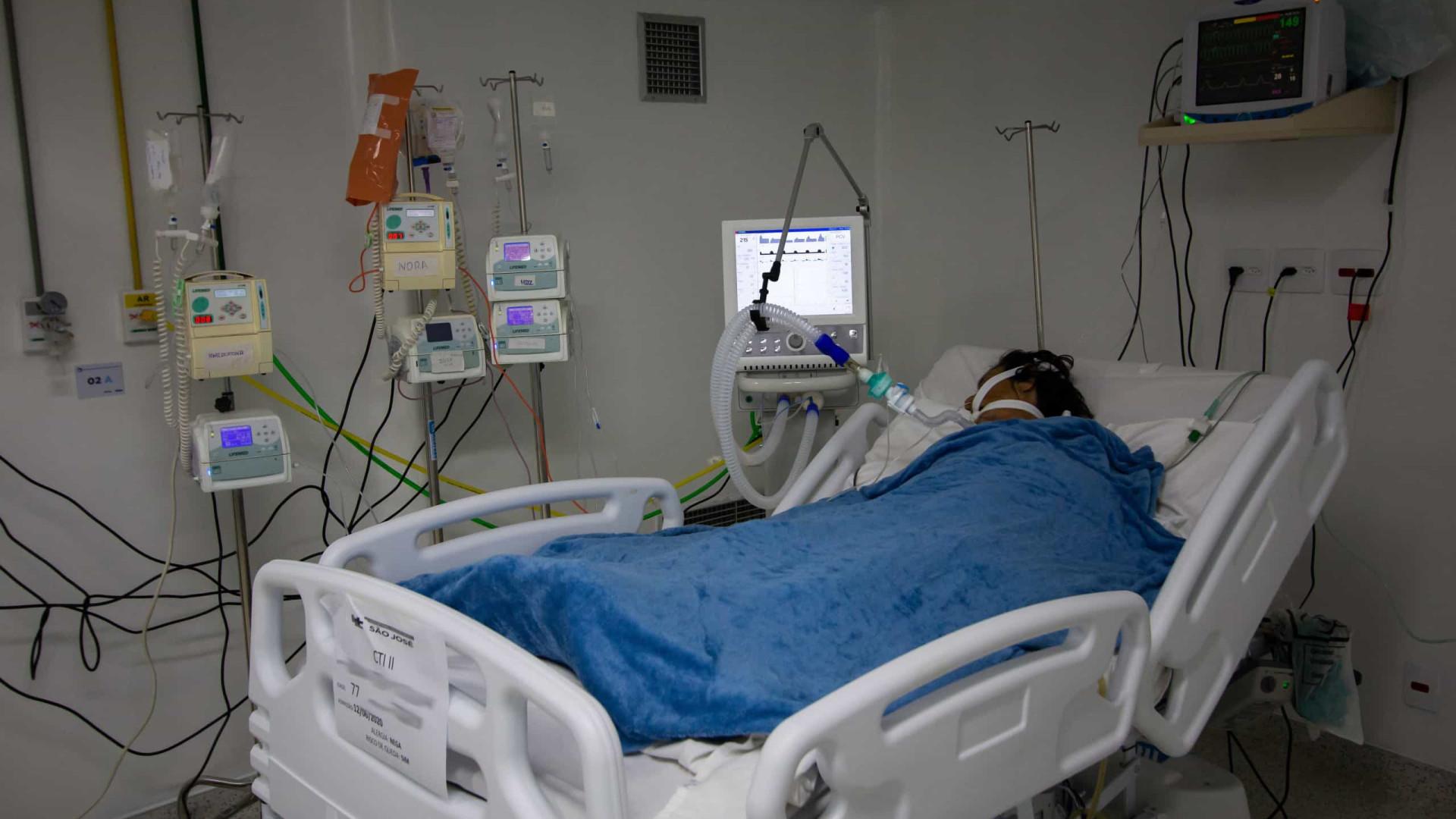 Hospital de referência no RS cria grupo para decidir quem usará ventilador