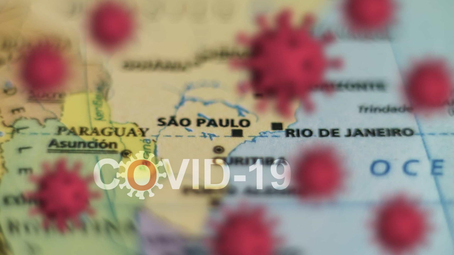 Covid-19: Opas alerta para casos na América Latina e sobre riscos da Copa América