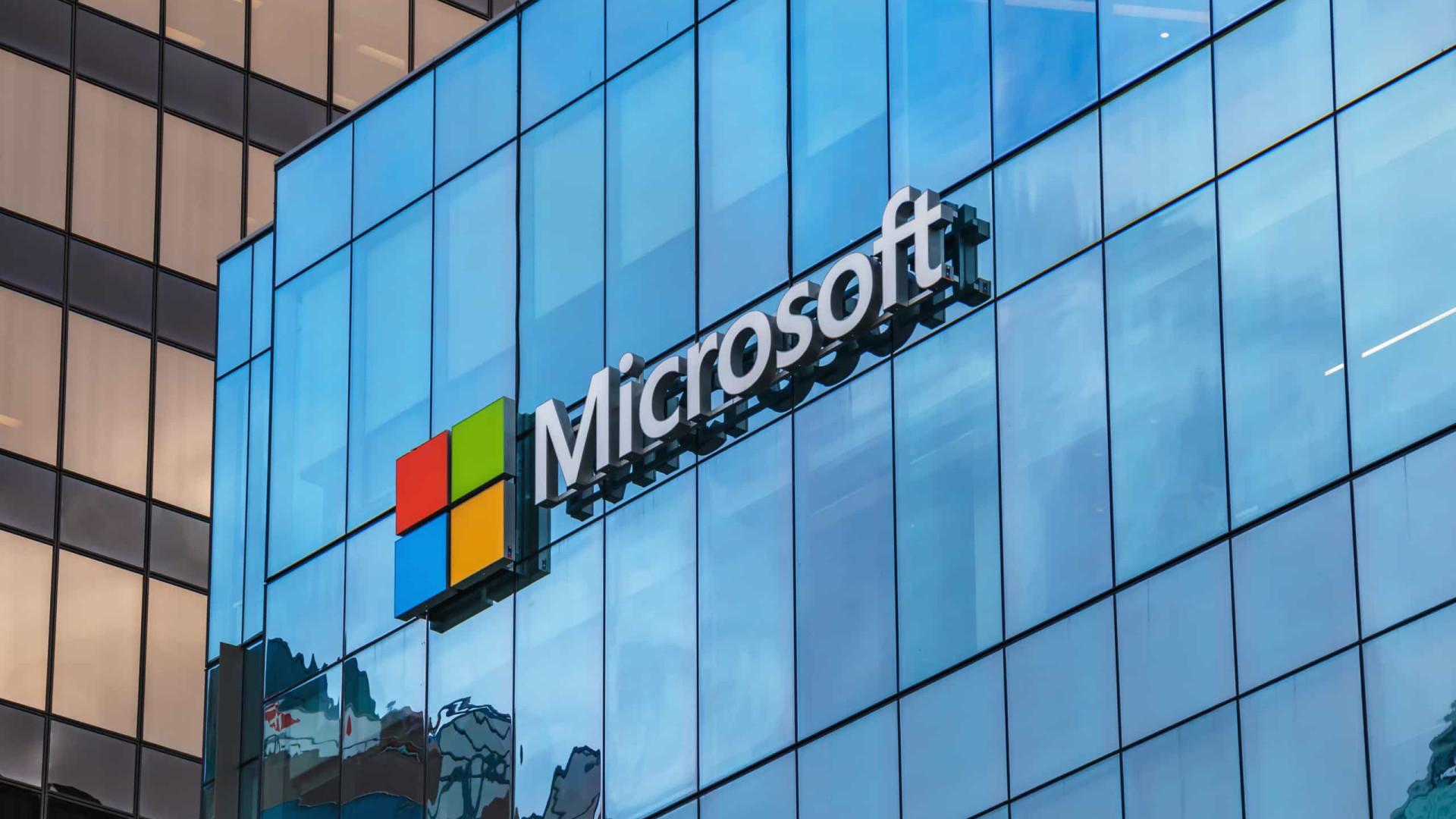 Microsoft anuncia compra da empresa de softwares Nuance Communication