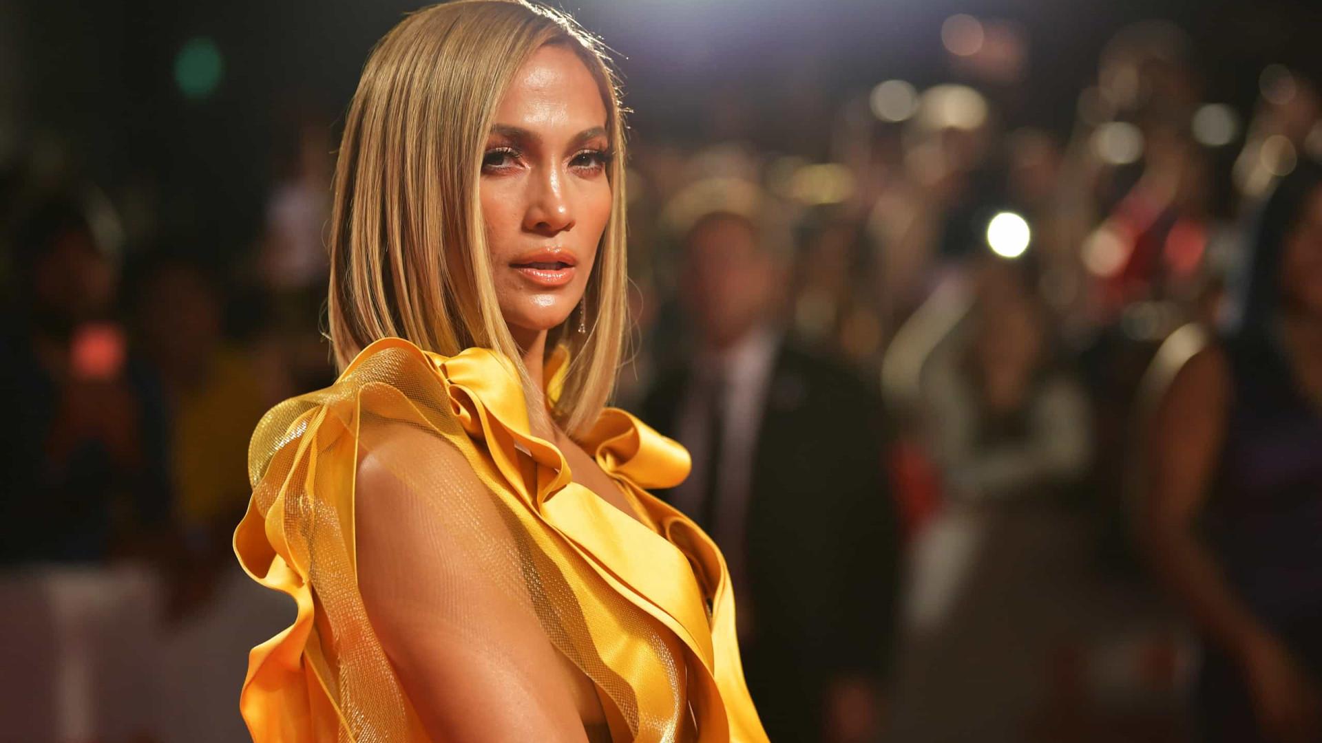 Jennifer Lopez fecha contrato de exclusividade com a Netflix