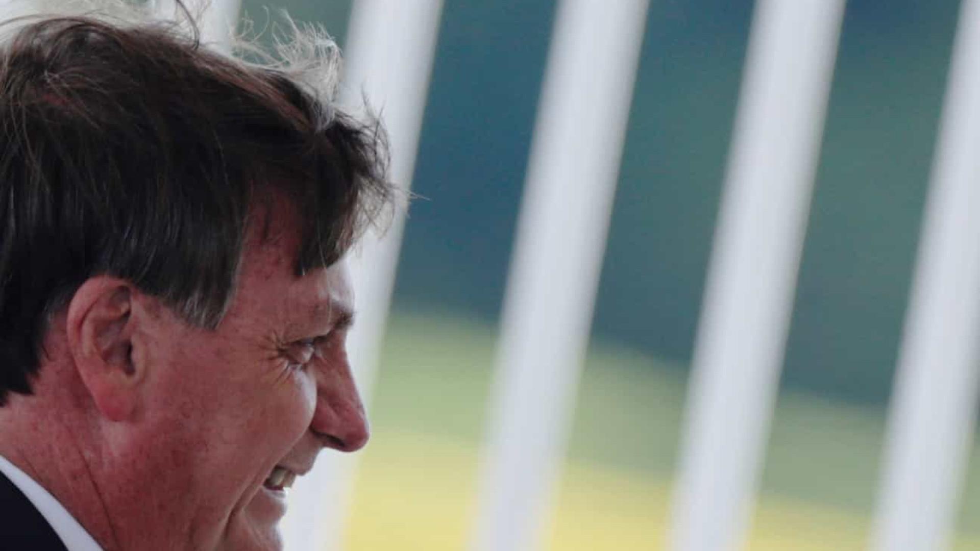 """Leite condensado? """"É para enfiar no rabo de vocês"""", diz Bolsonaro"""