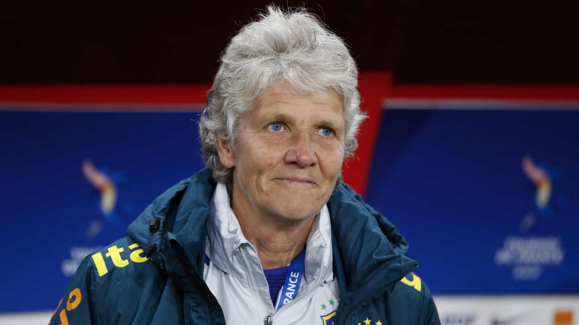 Pia Sundhage renova e dirigirá seleção feminina até Olimpíada de 2024