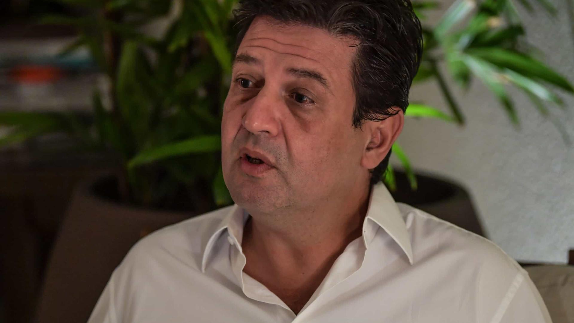 'Eu não pediria jamais demissão do cargo', diz Mandetta na CPI da Covid