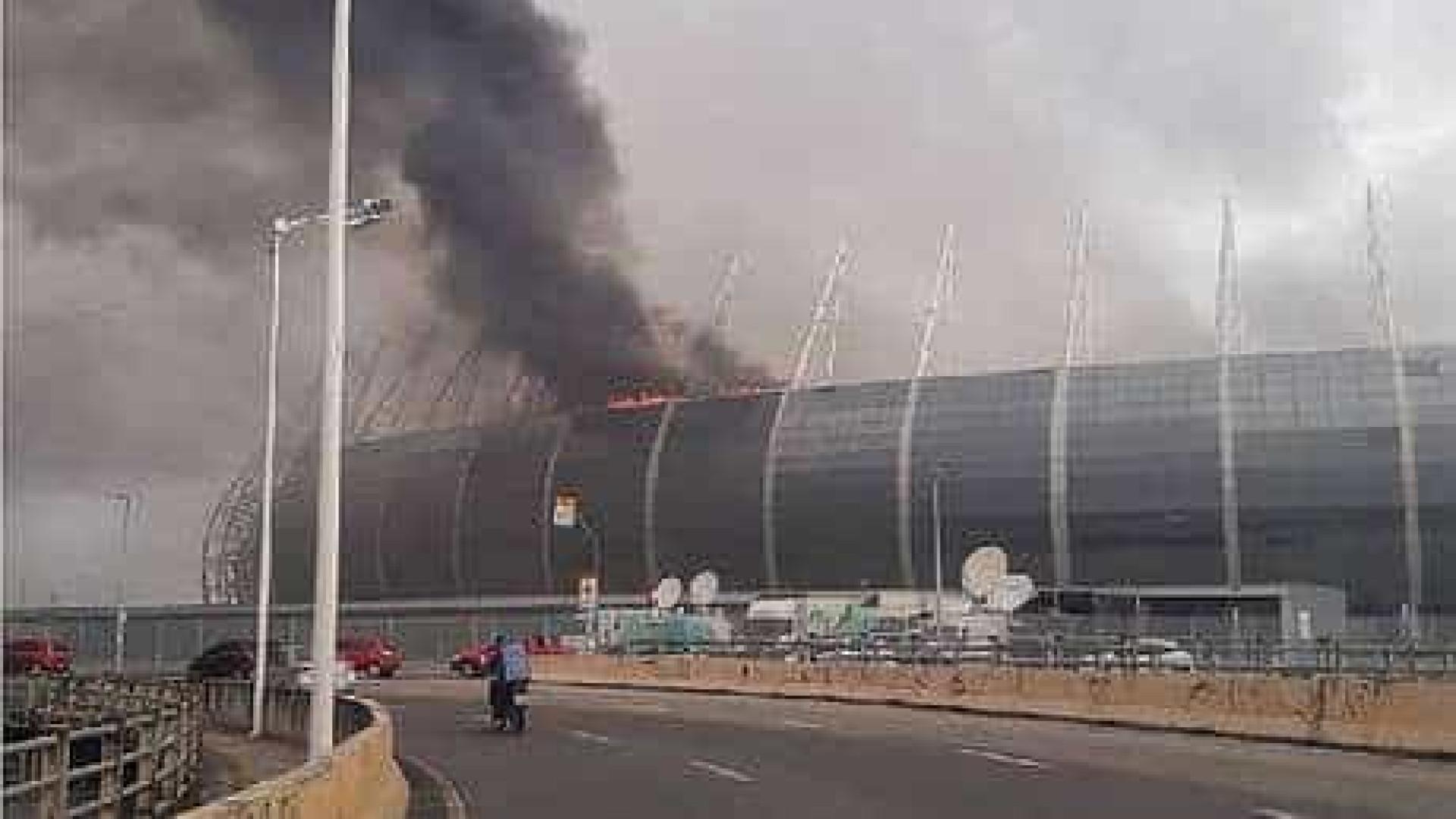 Após incêndio no Castelão, CBF transfere final da Série D para o estádio Vovozão