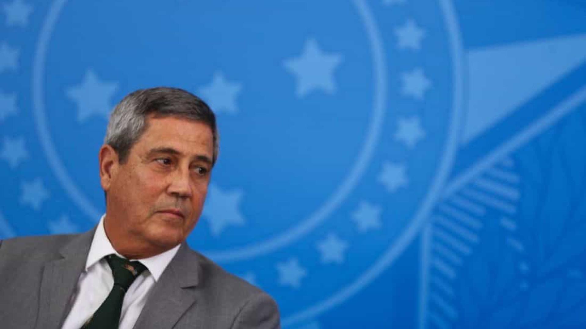 Renan defende convocação de Braga Netto na reta final de CPI da Covid