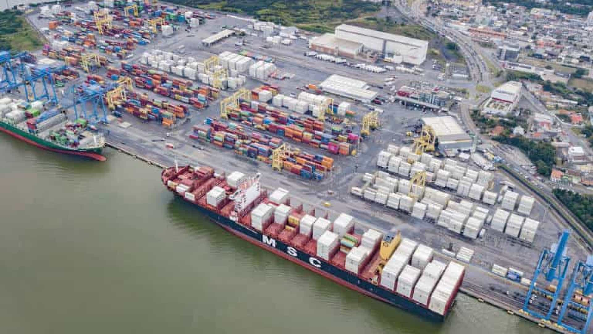 Prefeitura libera Porto de Itaguaí após acordo para monitoramento pelo Inea