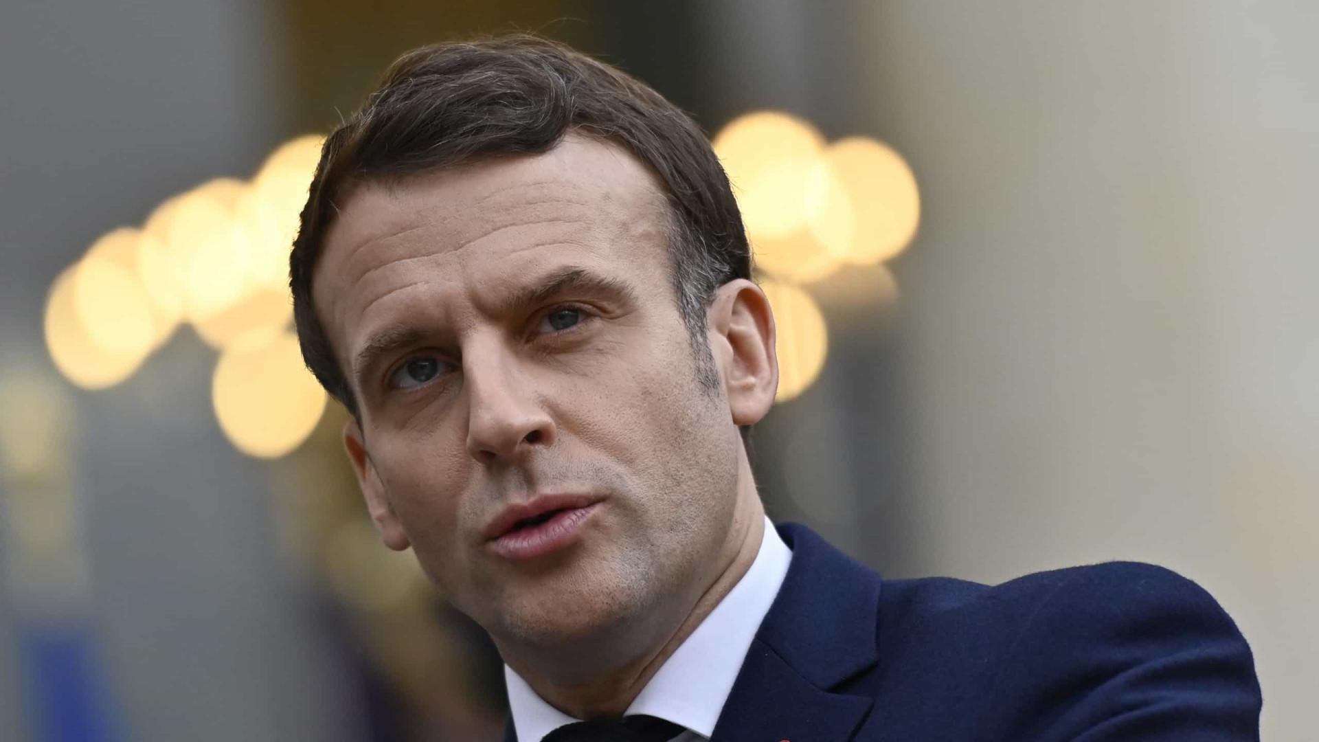 Carta de 'militares da nova geração' pressiona Macron na França