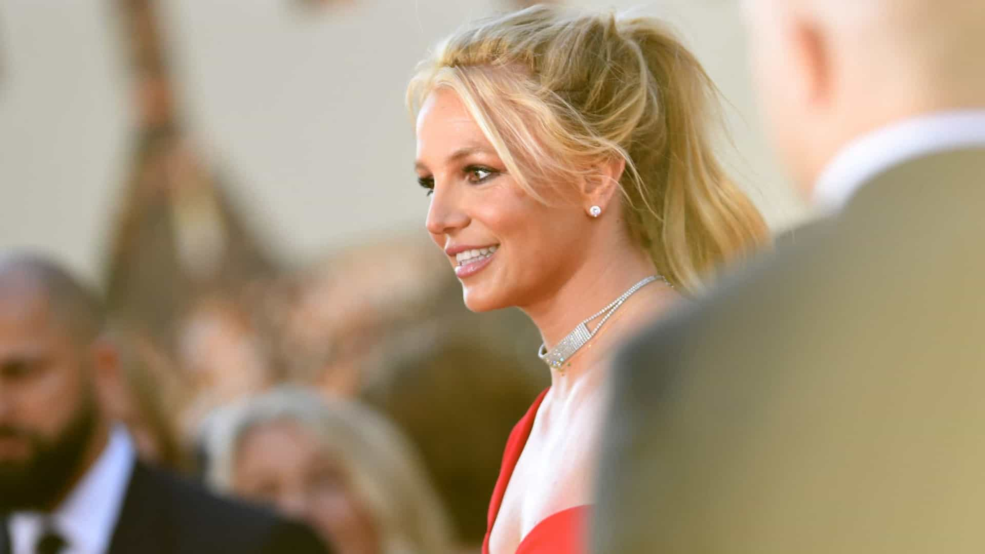 Pink chama de injustas tentativas de criar rivalidade entre Britney Spears e ela