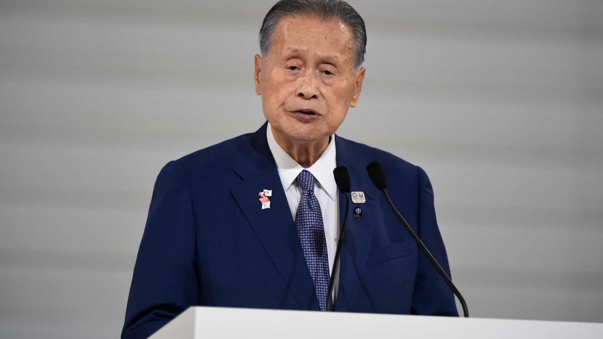 Presidente do Comitê de Tóquio-2020 renuncia após polêmica por falas machistas