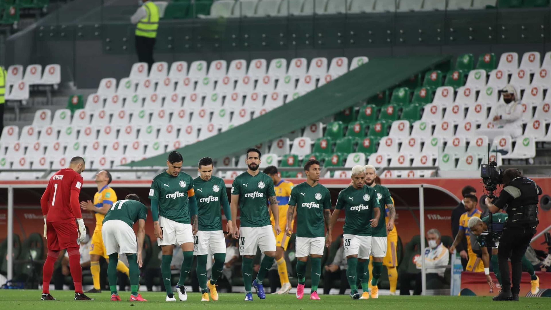 Substituto de Abel Ferreira lamenta 'falta de calma' em derrota do Palmeiras