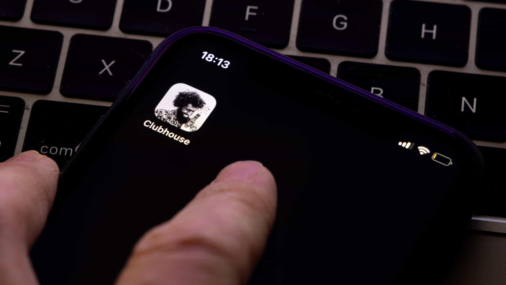 Clubhouse já está trabalhando na versão Android