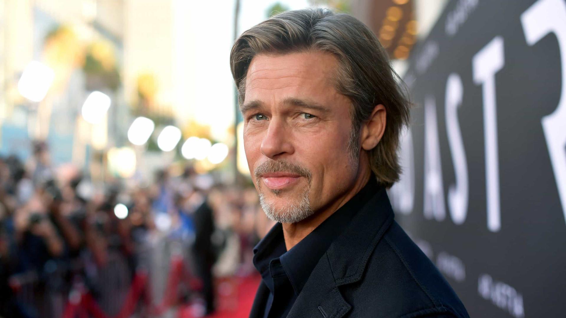 Mansão de Brad Pitt na Califórnia é colocada em risco em incêndio