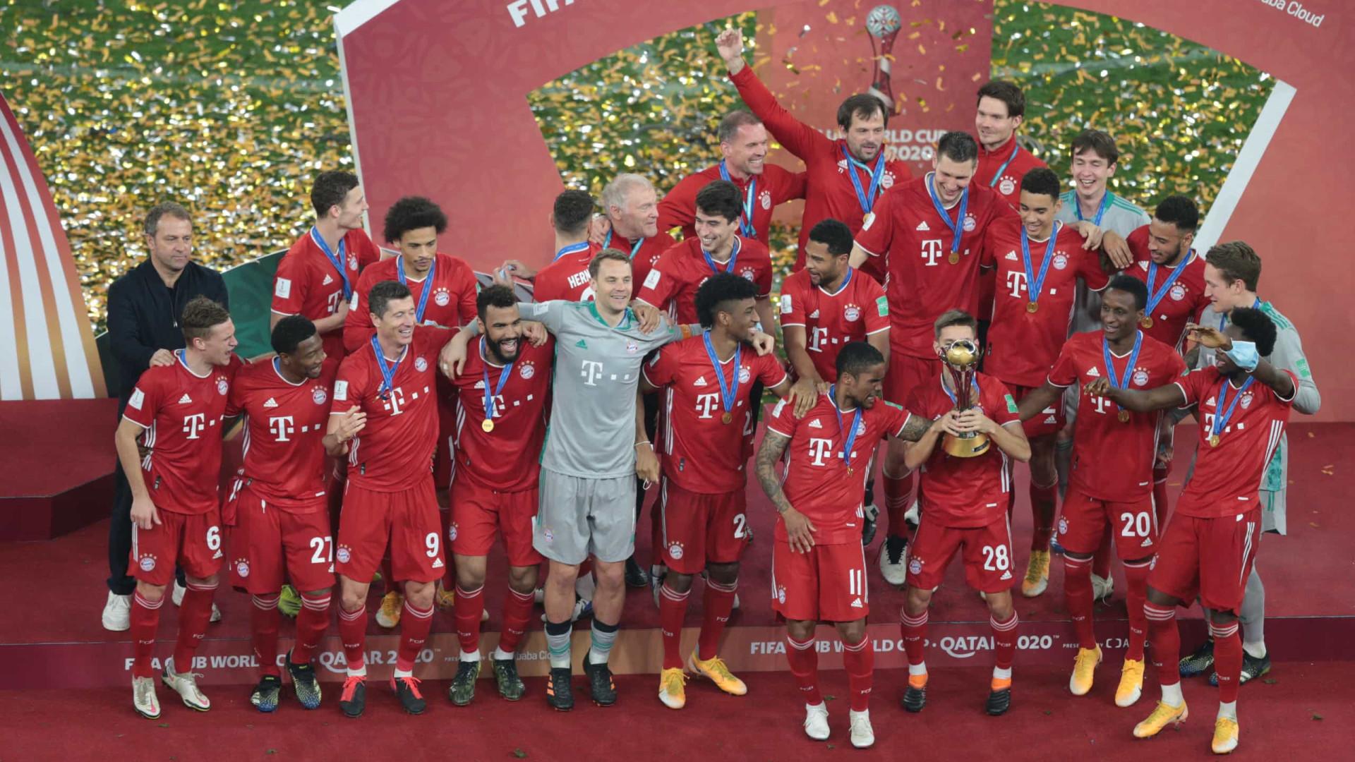 Bayern vence Tigres, conquista o Mundial e fatura o sexto título em um ano