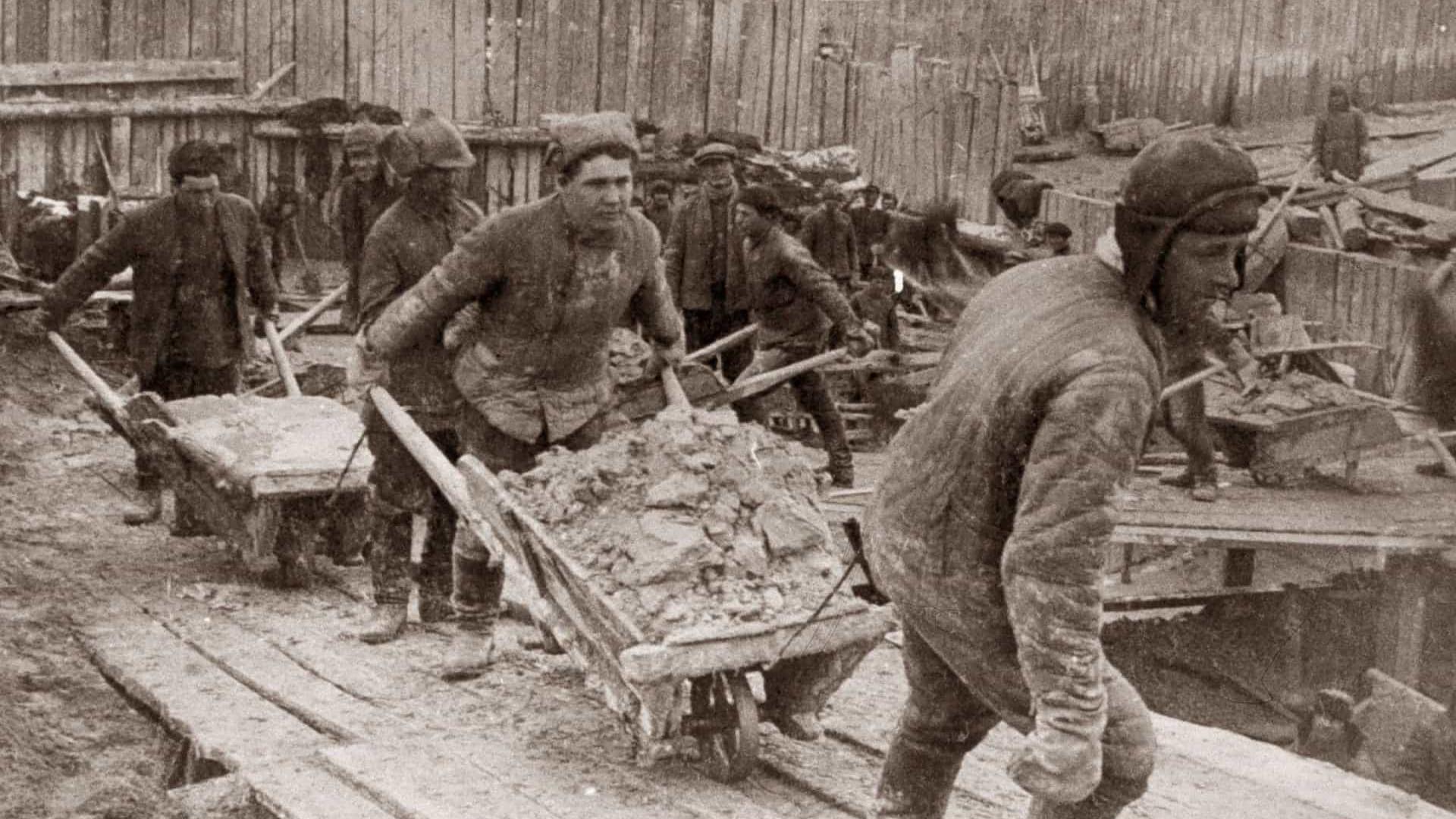 Medo e repressão. O terror dos gulags