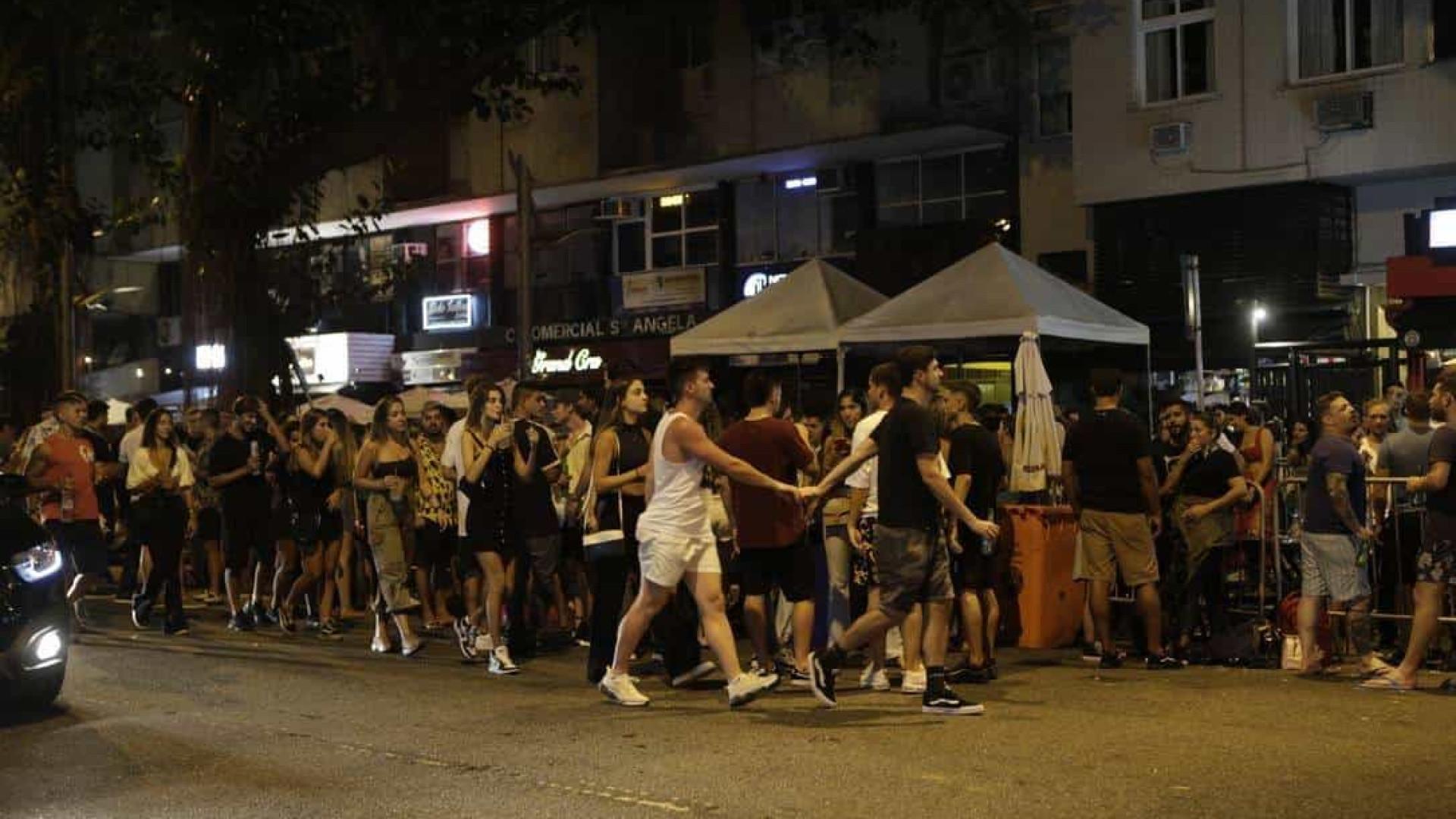 Blitze dispersa mais de 350 aglomerações na capital paulista