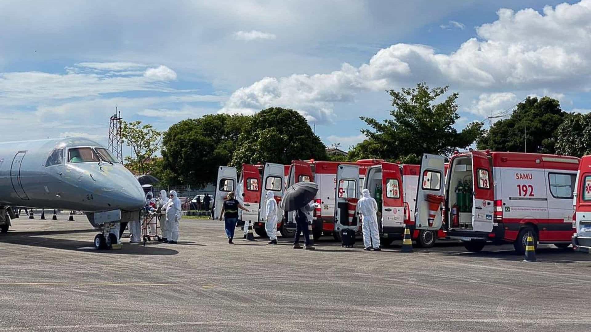 AMB envia 18 médicos voluntários para Manaus