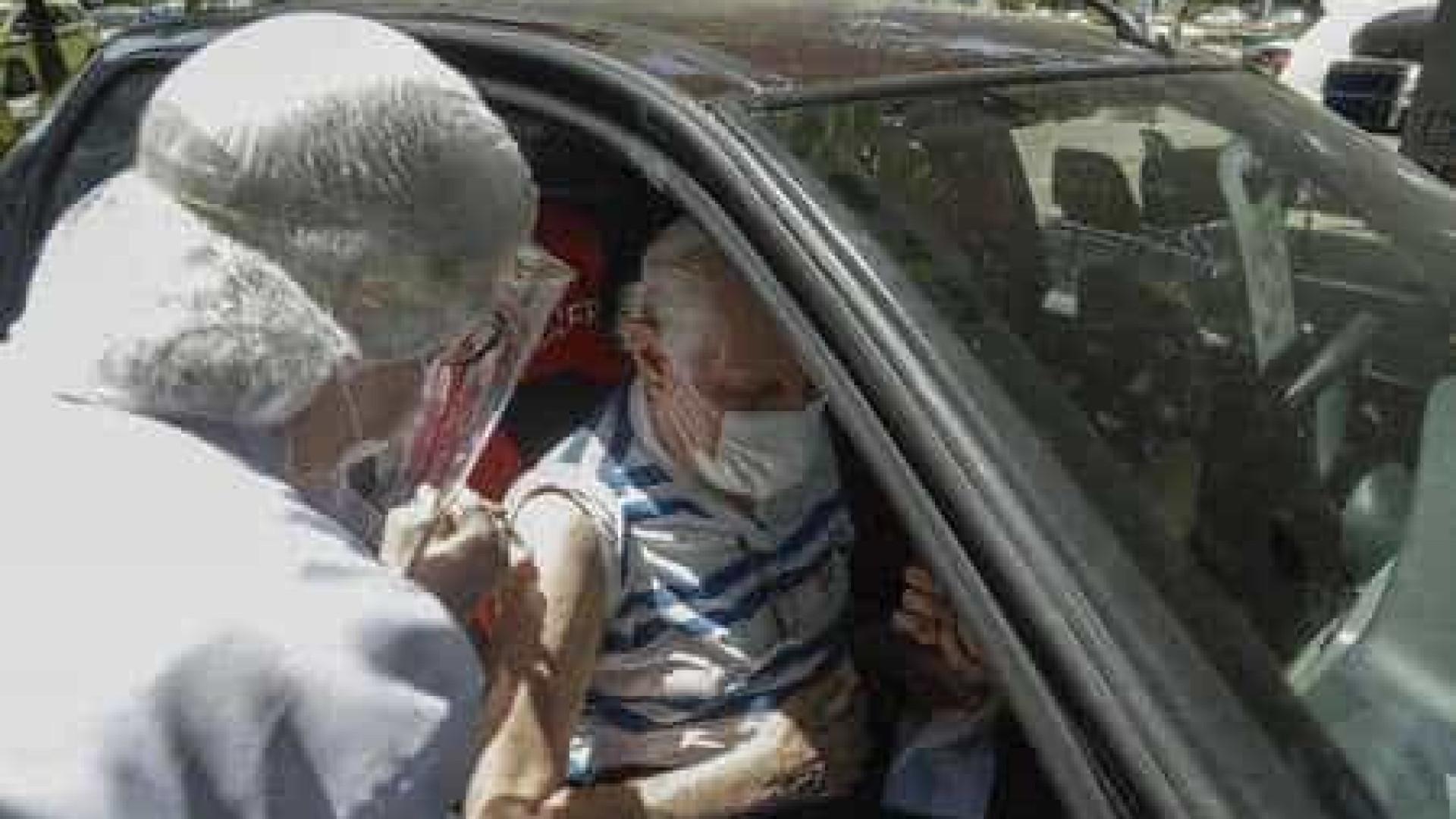 Prefeitura do Rio prevê vacinar 100 mil idosos entre 80 e 82 anos