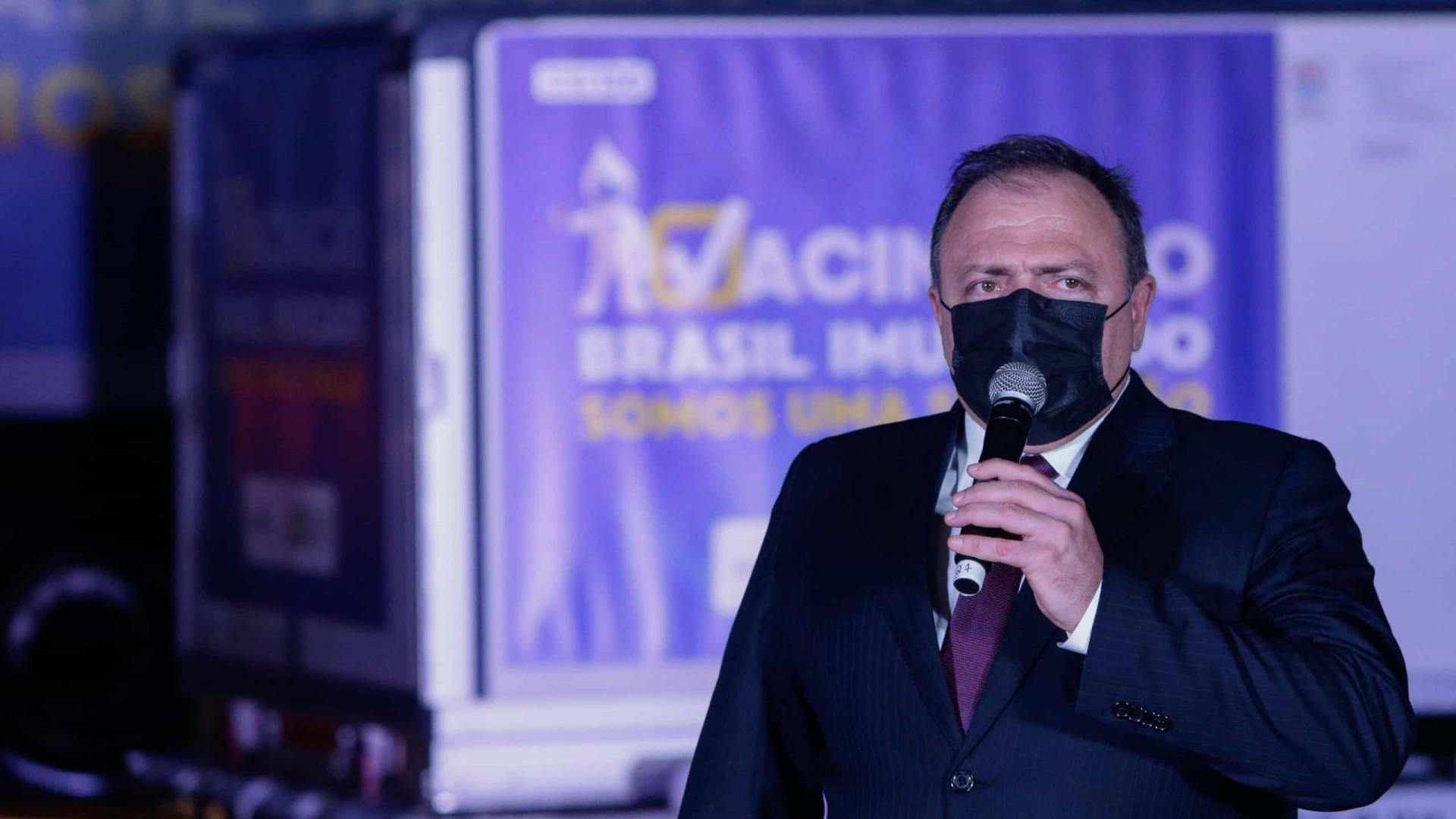 Governo só gastou 9% da verba emergencial liberada para vacinas contra a Covid-19