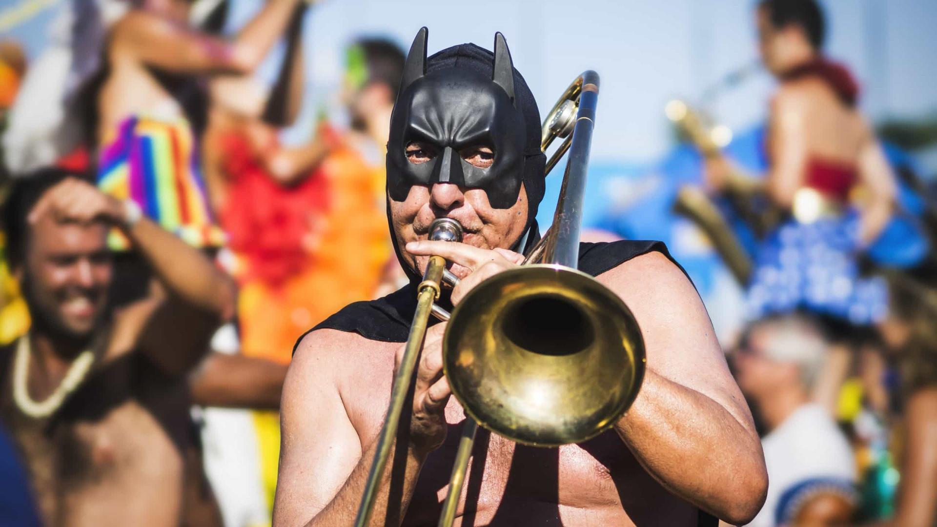 Ecad divulga lista com as 50 músicas mais tocadas no carnaval