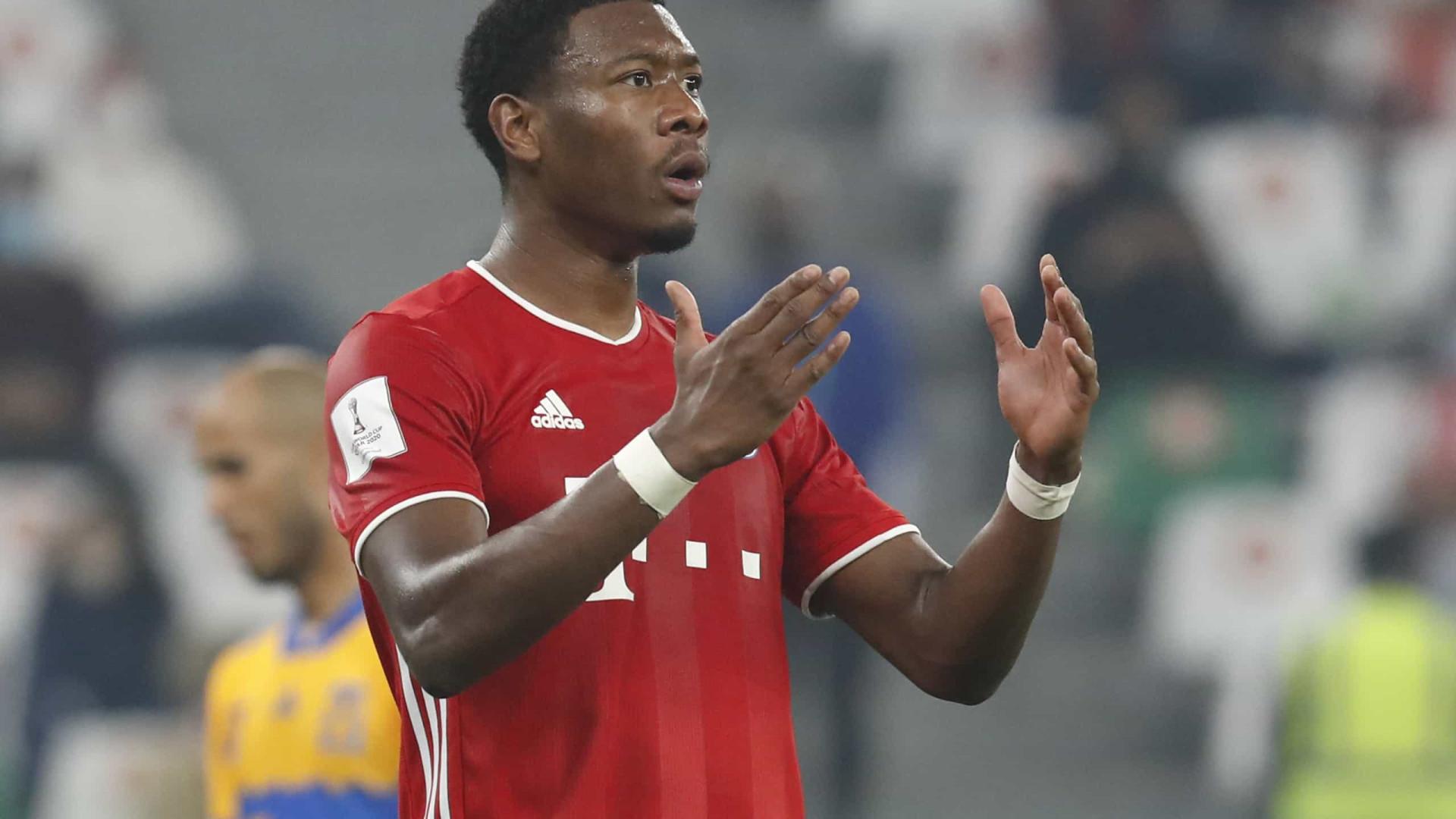 Alaba deixará Bayern de Munique após 13 anos e pode reforçar Real Madrid