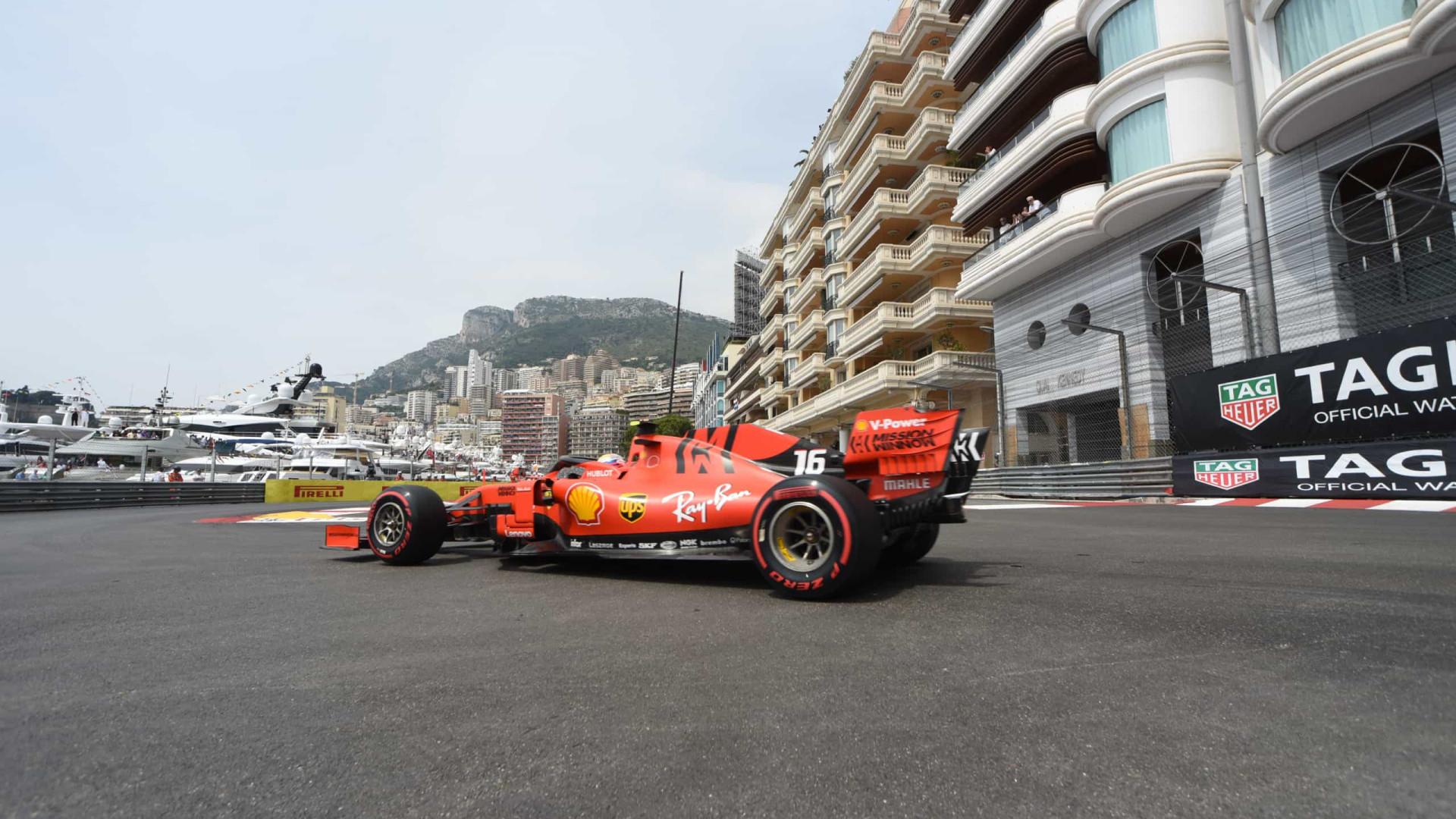 Boas notícias para a F1: Mônaco recebe luz verde para montar circuito