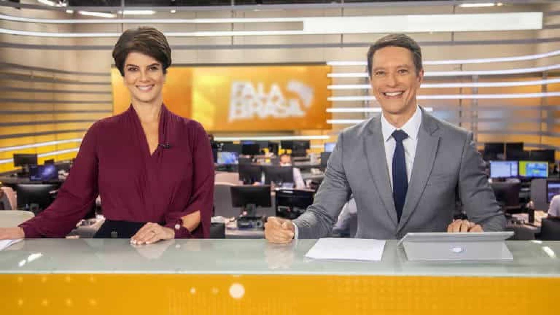 Mariana Godoy e Sergio Aguiar vão estrear dia 1º de março no Fala Brasil