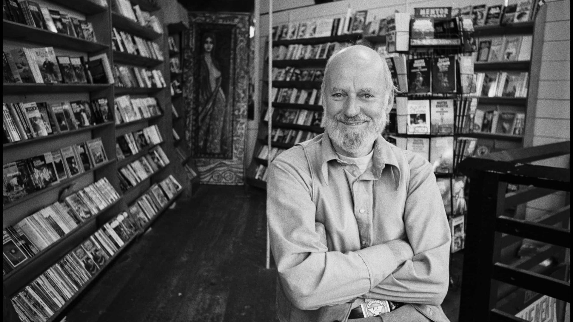 Poeta e editor Lawrence Ferlinghetti, último ícone da geração beat, morre aos 101